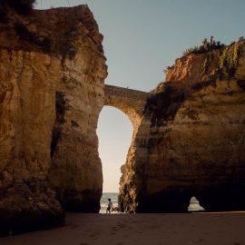 Ładne obrazki z Algarve